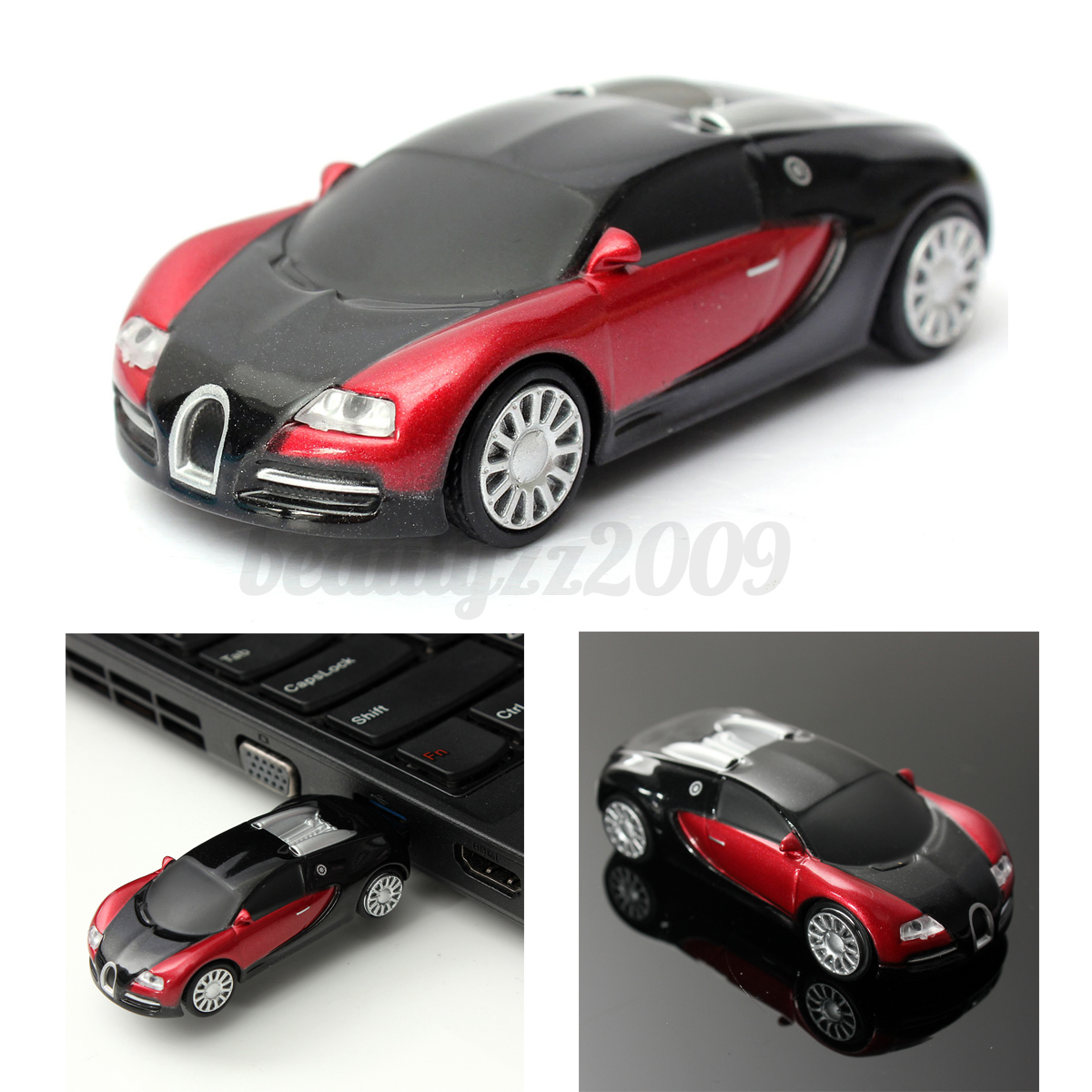 4 16gb novelty car model usb 2 0 flash drive memory stick. Black Bedroom Furniture Sets. Home Design Ideas