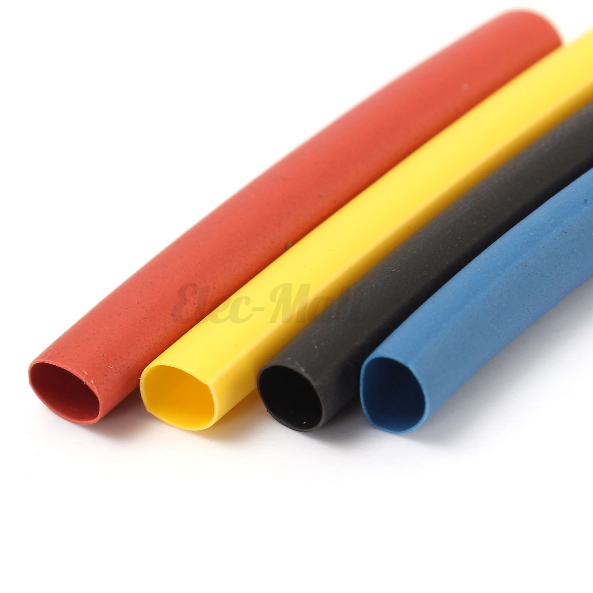 Pcs polyolefin heat shrink tube sleeving wire cable