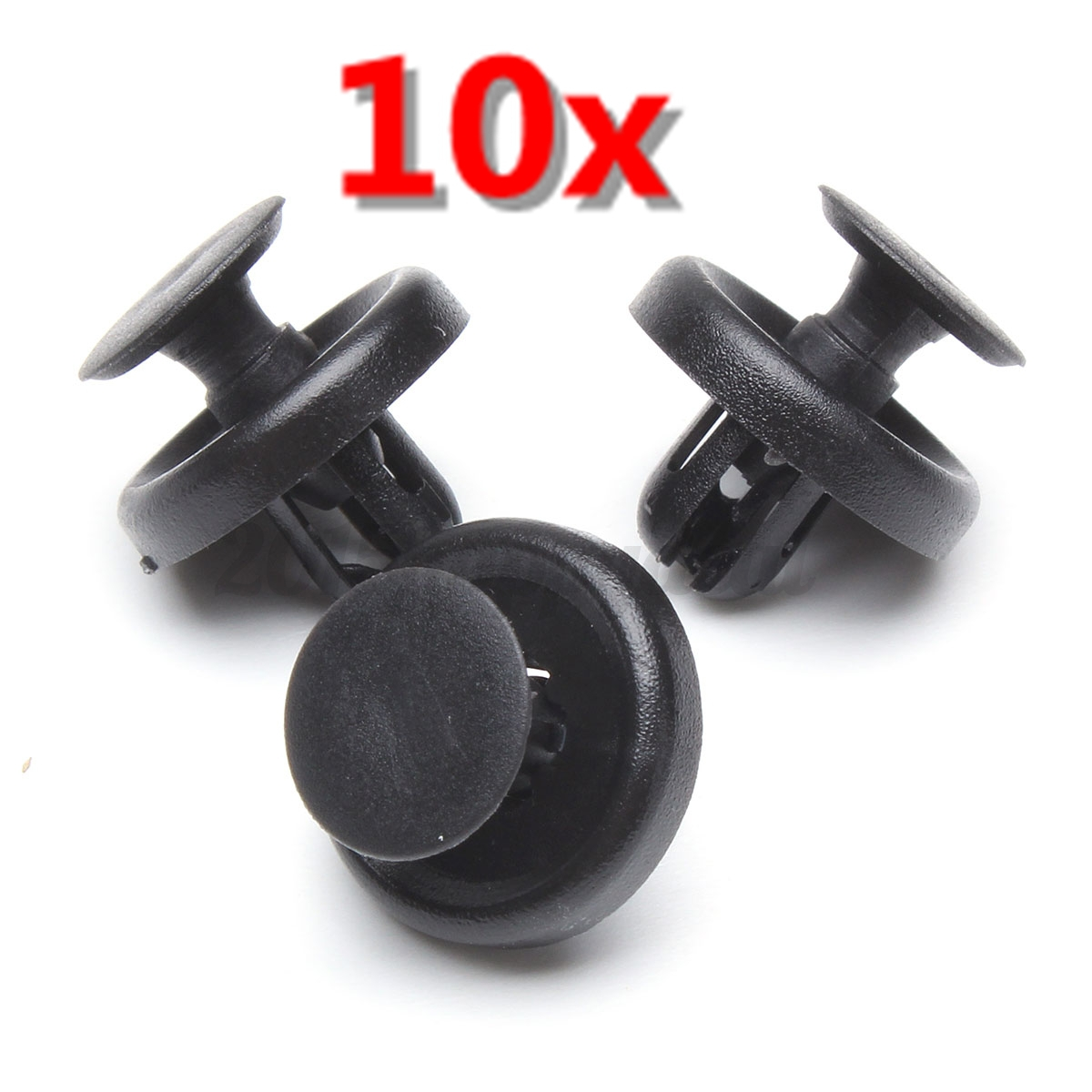 10xPlastic Clips Fastener For Toyota Lexus Wheel Arch Engine Shields