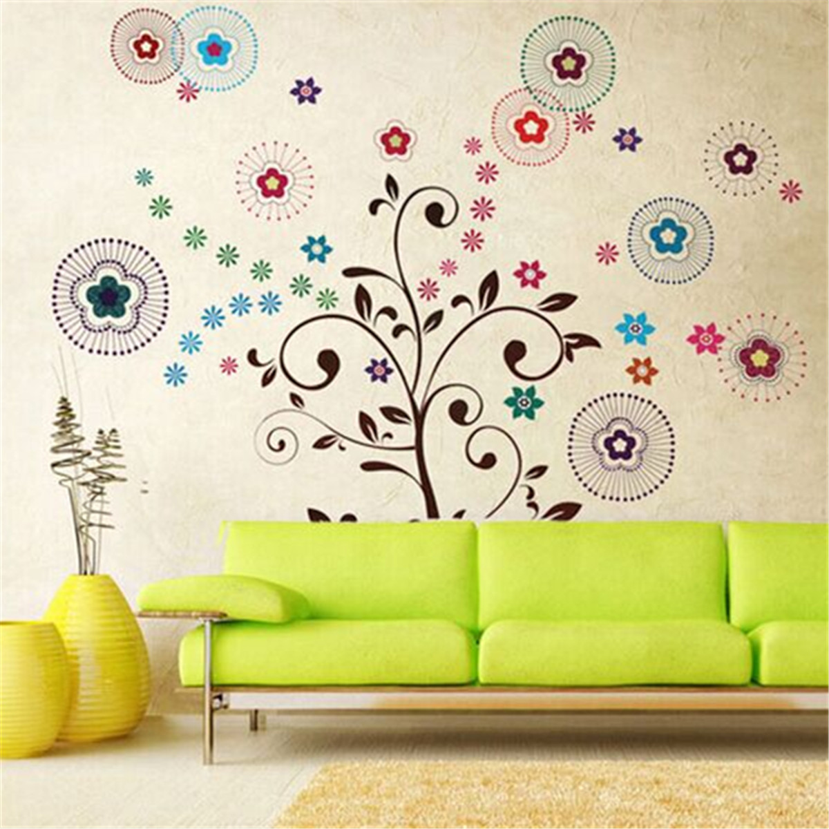 45 style vinyl quote home bedroom decor art wall stickers for Stickers para dormitorios