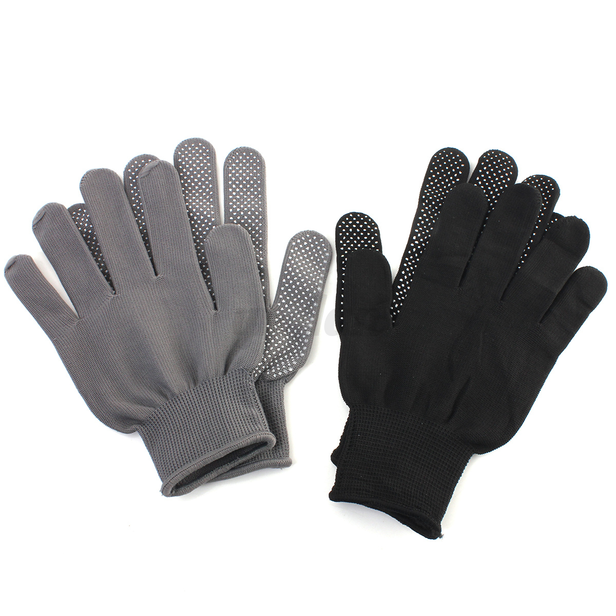heat glove for hair styling 1 pair heat proof resistant protective glove hair curler 6999