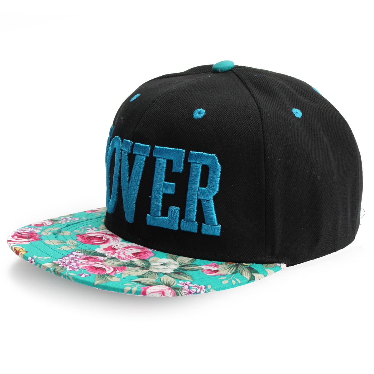 b4f0327e68b new zealand new men women snapback baseball cap hip hop hat floral letter  adjustable canvas ebay