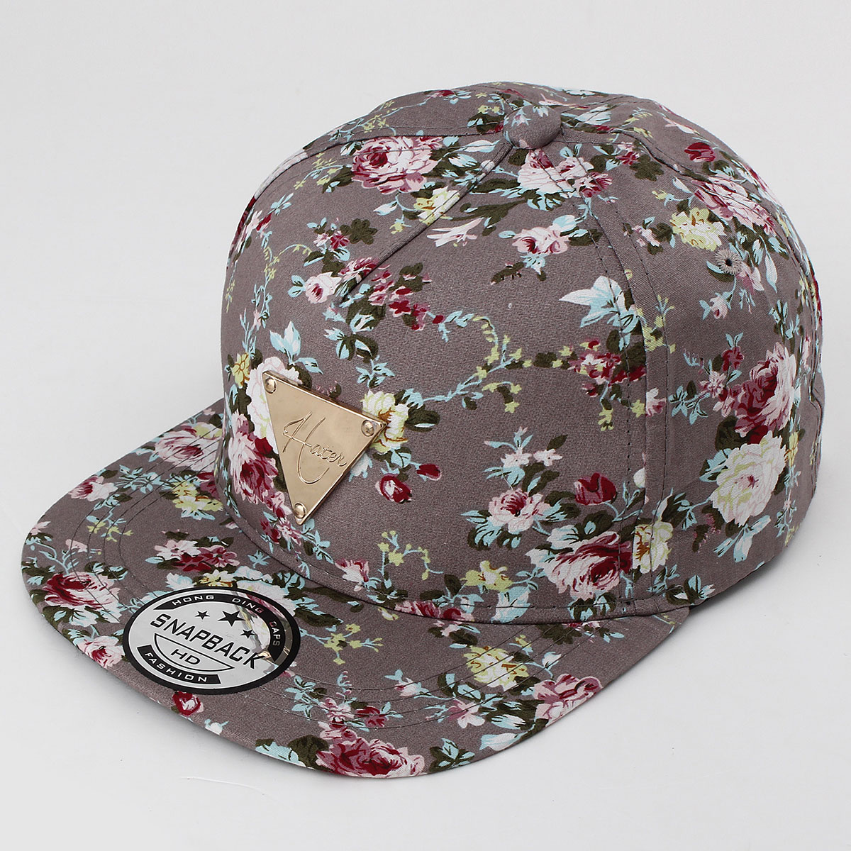 professional sale more photos first look Details about NEW Men Women Snapback Baseball Cap Hip Hop Hat Floral Letter  Adjustable Canvas