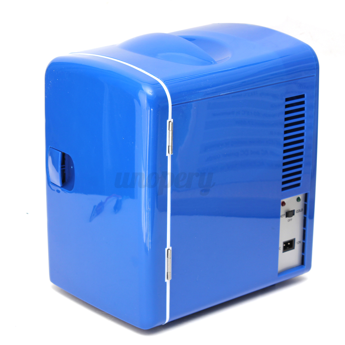Small Portable Coolers : V l car mini fridge portable thermoelectric cooler