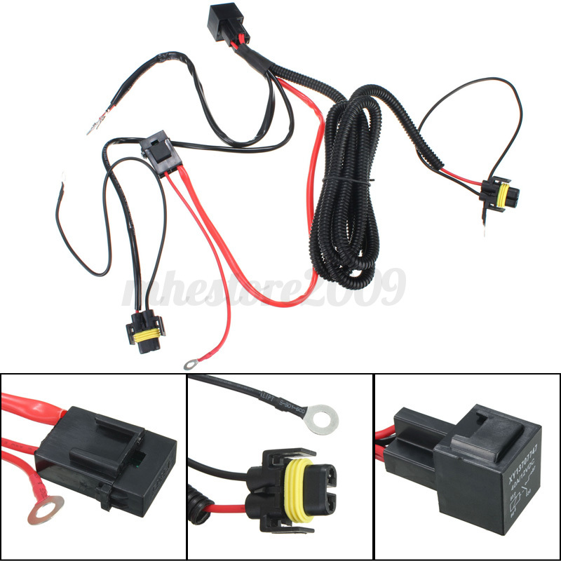 Fine Simplest Way To Wire A Fog Light Relay Autocar Wiring Database Numdin4X4Andersnl
