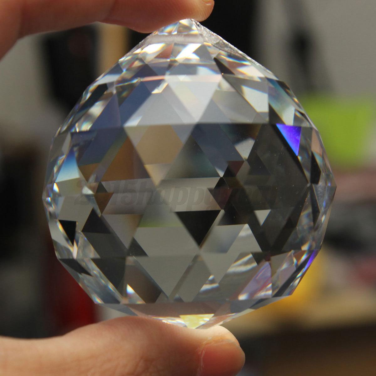 Pendelleuchte Kugel Kristall ~ Regenbogen kristall kugel behang mm pendelleuchte