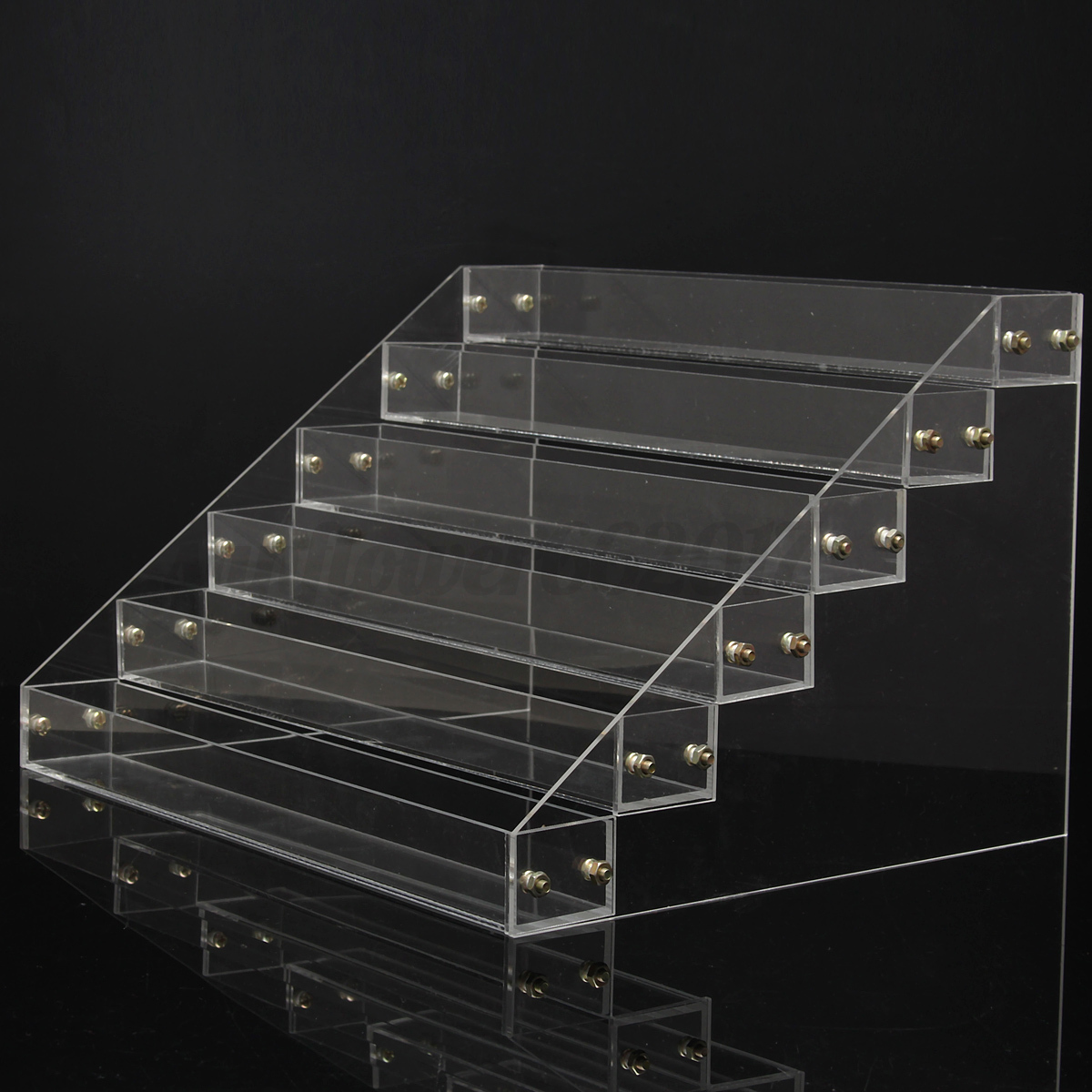 60 nagellack treppe display large circa flaschen 6 etagen for Nagellack treppe