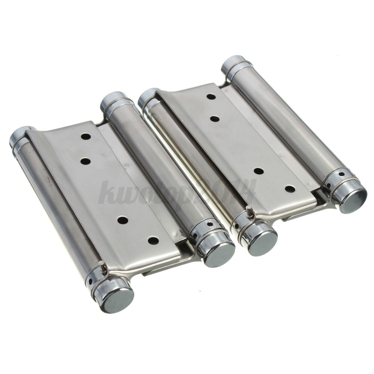 Pc quot  double action spring hinge cafe saloon door