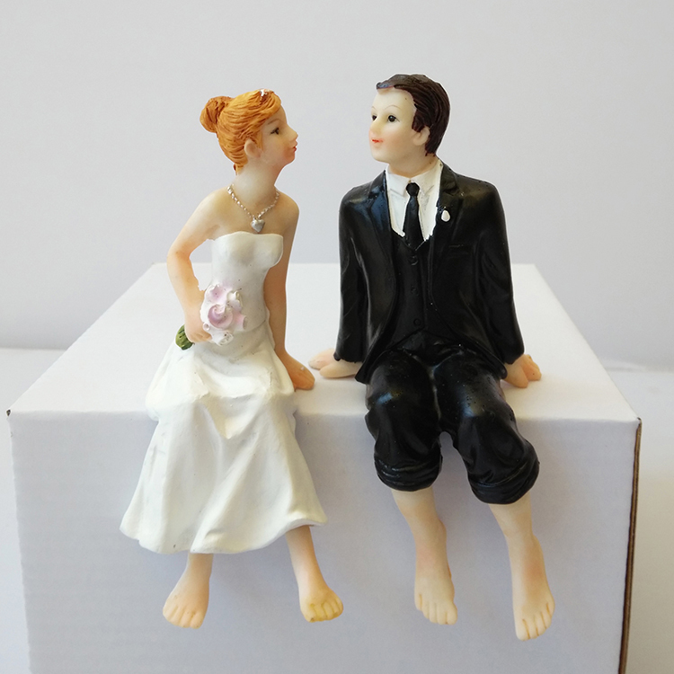 funny wedding cake toppers for older couples groom s day wedding cake toppers 14598