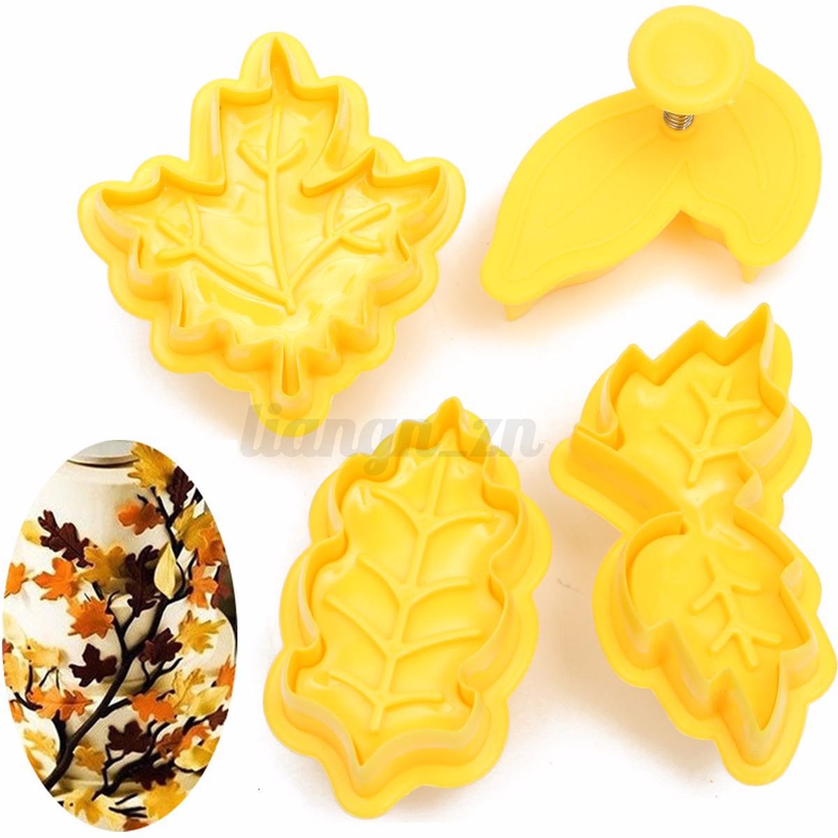4PCS-Emporte-Piece-Patisserie-Decoupe-Pate-Biscuit-Moule-Sucre-Gateau-14-Styles