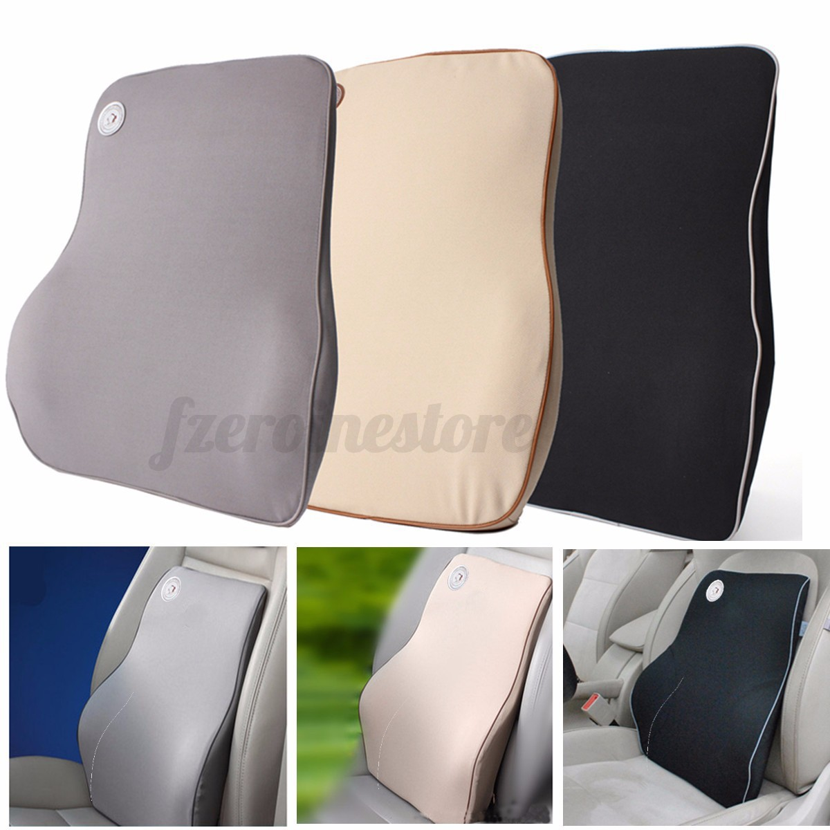 Head Stabilizer For Car Seat