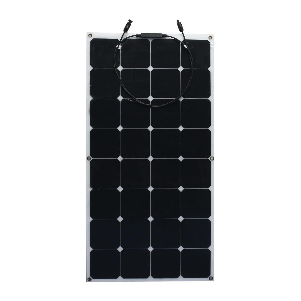 100w 200w 300w 400w 500w 1kw Semi Flexible Solarpanel