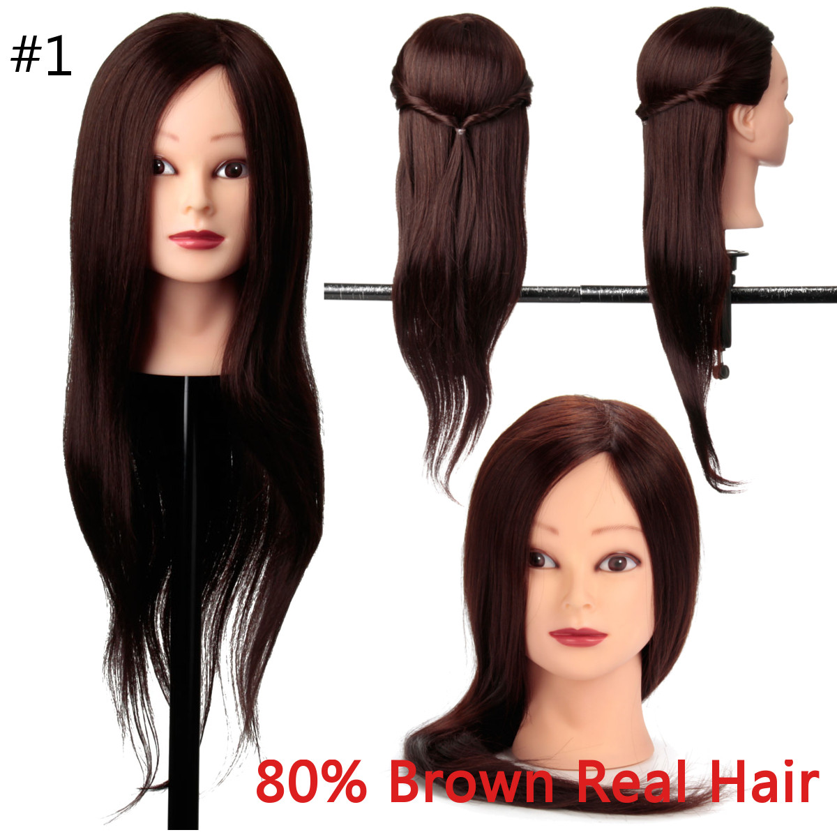 22-039-039-Real-Human-Hair-Salon-Hairdressing-Training-Head-Doll-Mannequin-Model-Clamp