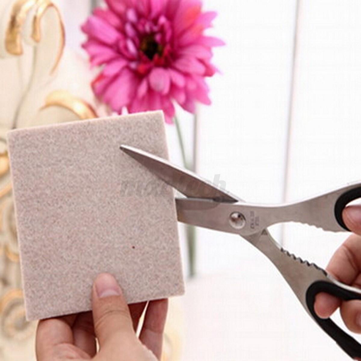 1 2 5 Pcs 15x11cm Self Adhesive Anti Skid Floor Protectors