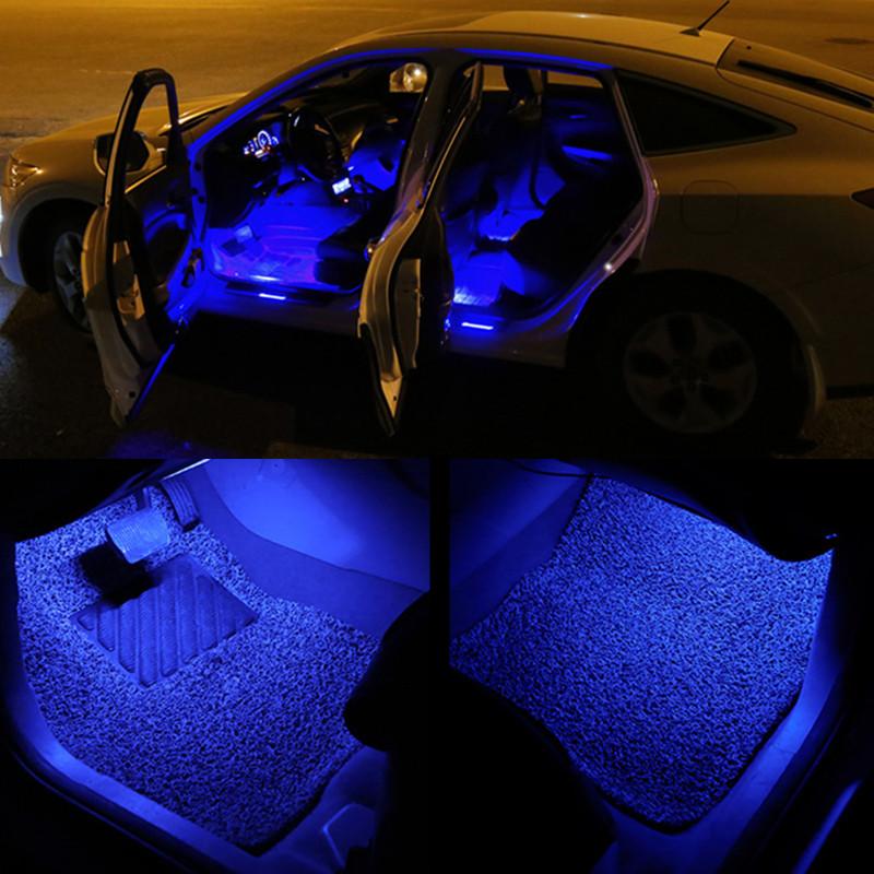 Unterbodenbeleuchtung Auto