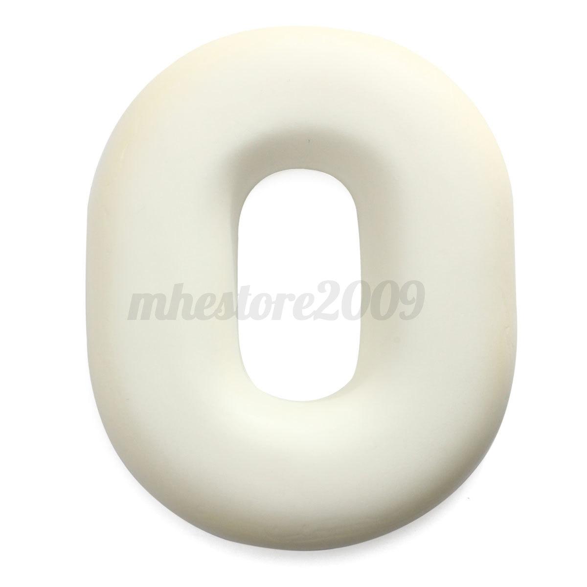 Memory Sponge Foam Ring Cushion Car Seat Donut Support