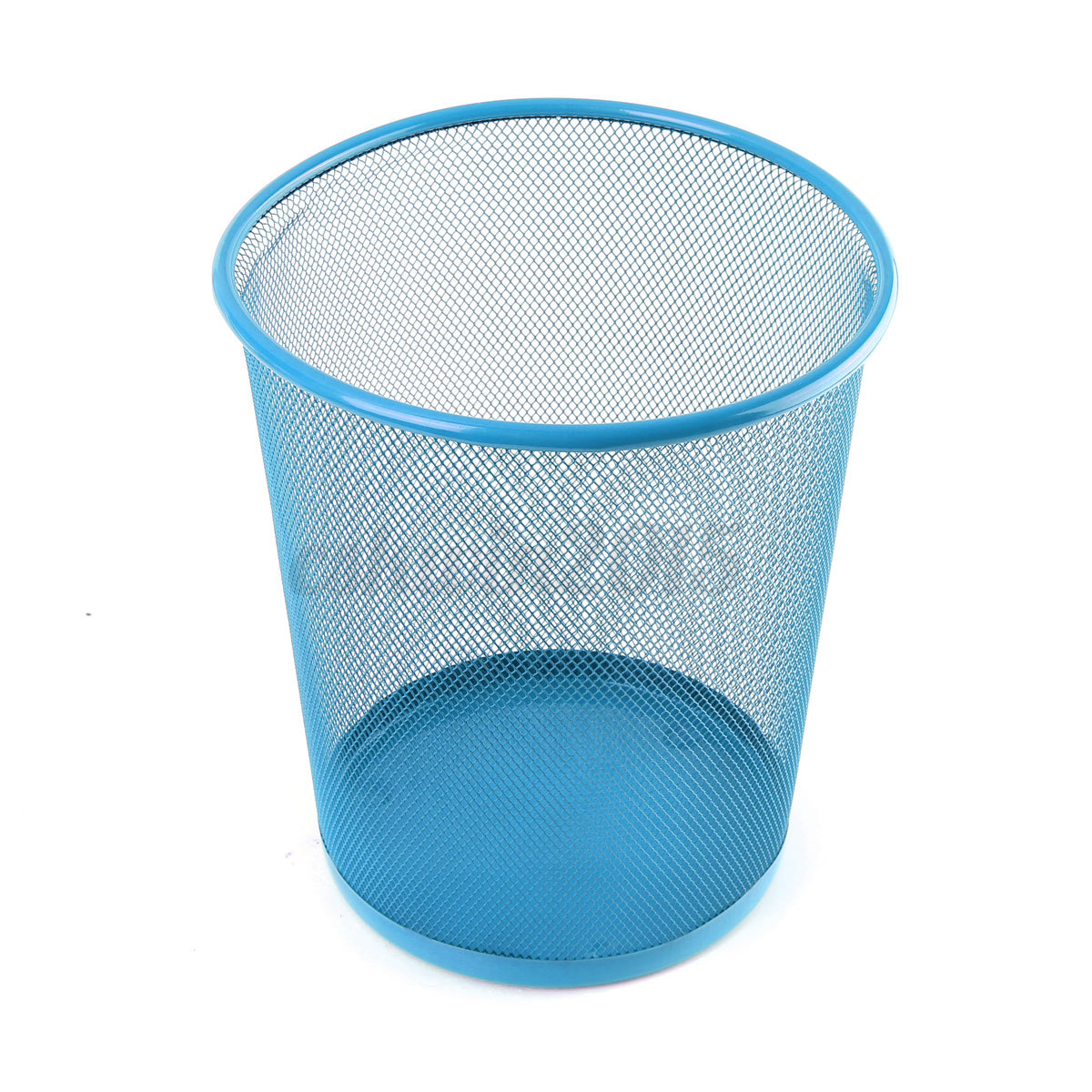 Mesh Waste Paper Net Bin Iron Metal Wire Rubbish Trash Basket for ...