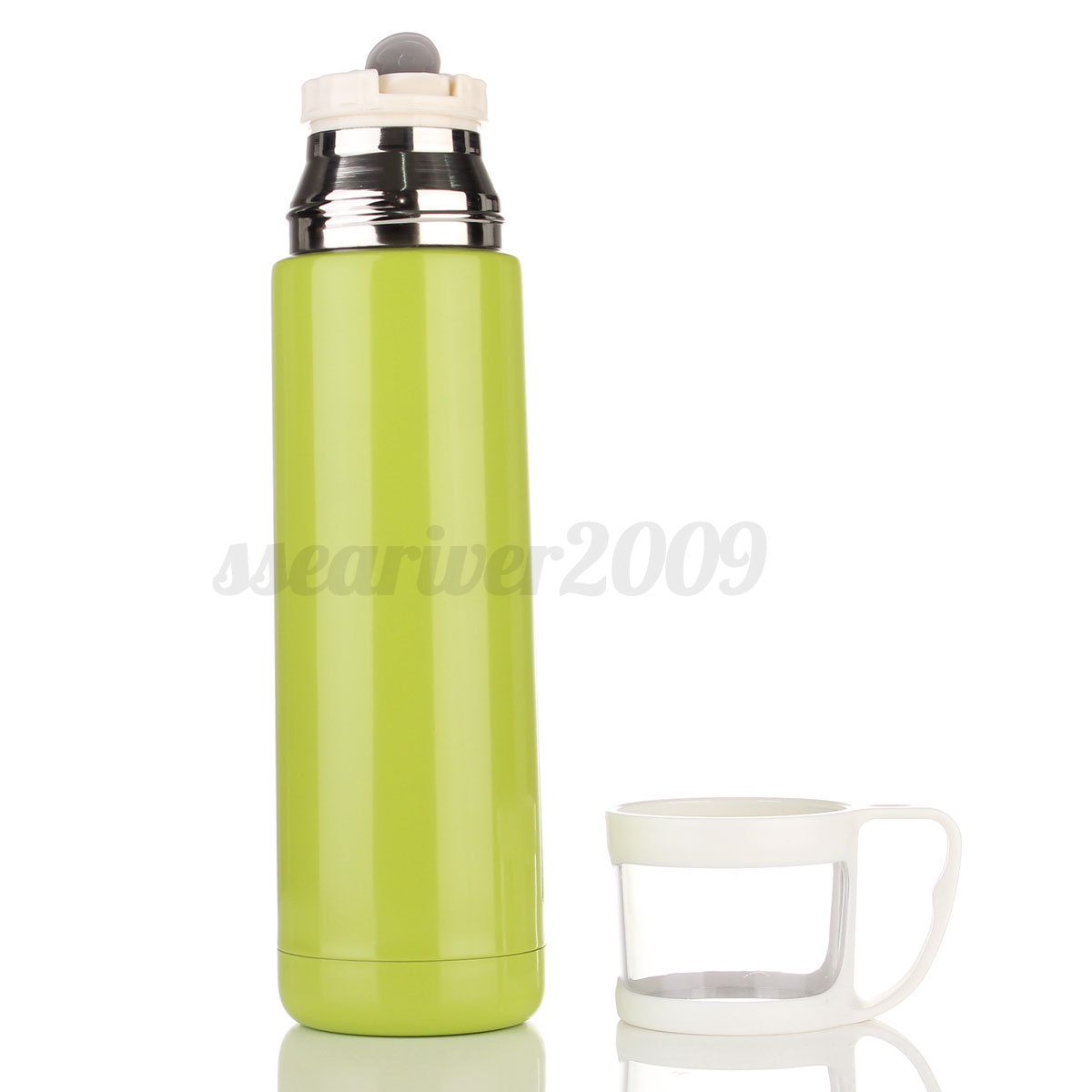 NEW 500ML Stainless Steel Travel Mug water Vacuum ...