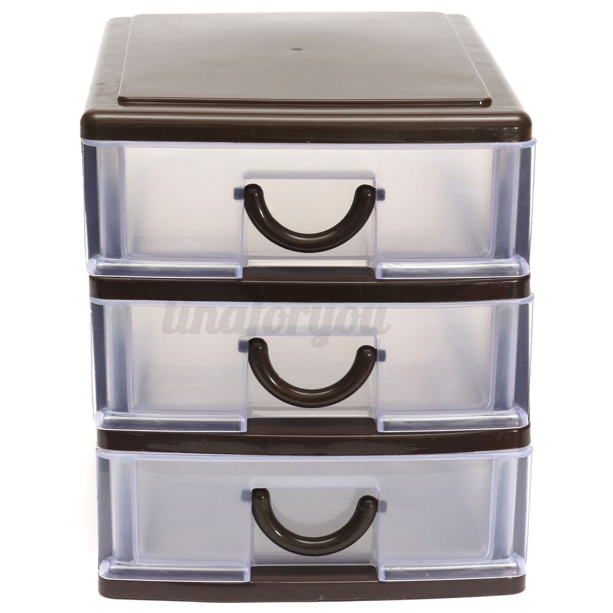 Multi Layer Desktop Organizer Drawer Box Storage Jewelry