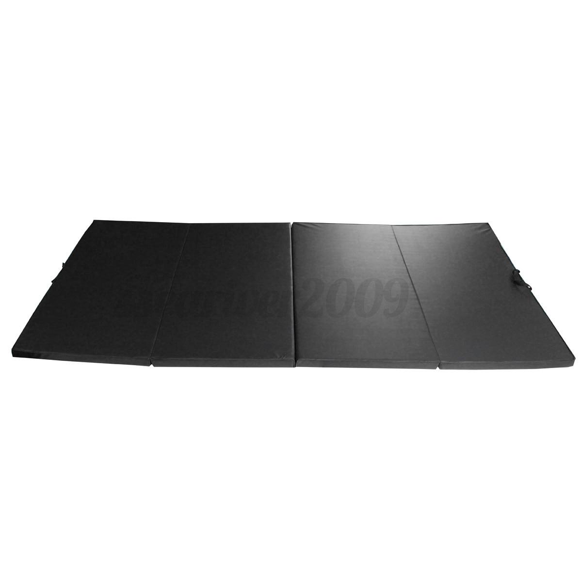 6ft 10ft Folding Gymnastics Tumble Floor Mat Yoga
