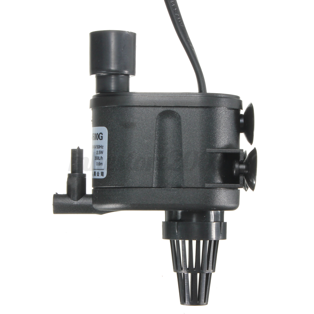 350 1200l h submersible internal pump aquarium fish filter for Fish water pump