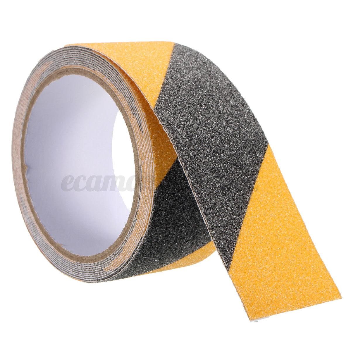 Anti Slip Floor Grips : Cm m anti slip non skid tape high grip adhesive stripe