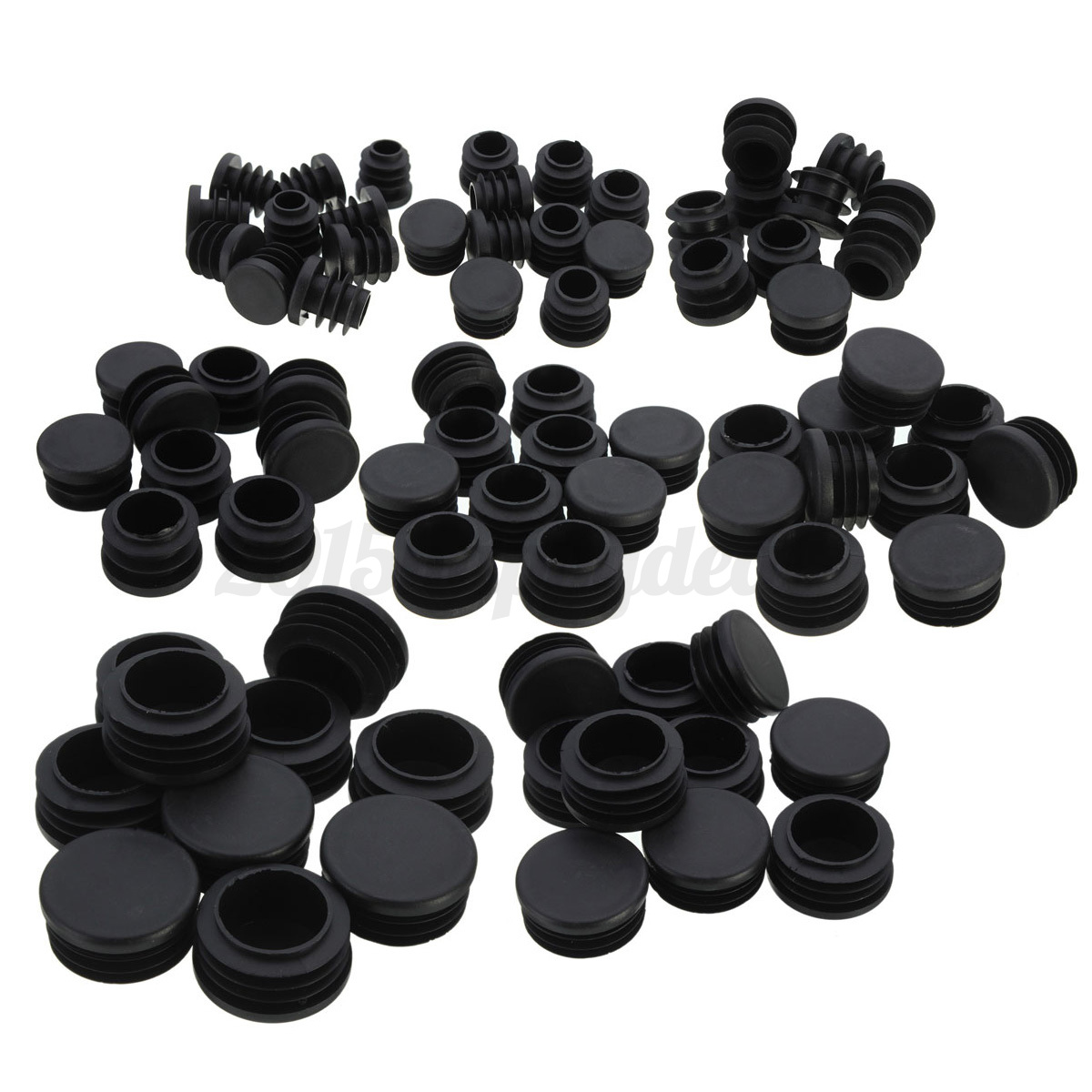 Uk new pcs size plastic end caps cap insert plugs bung