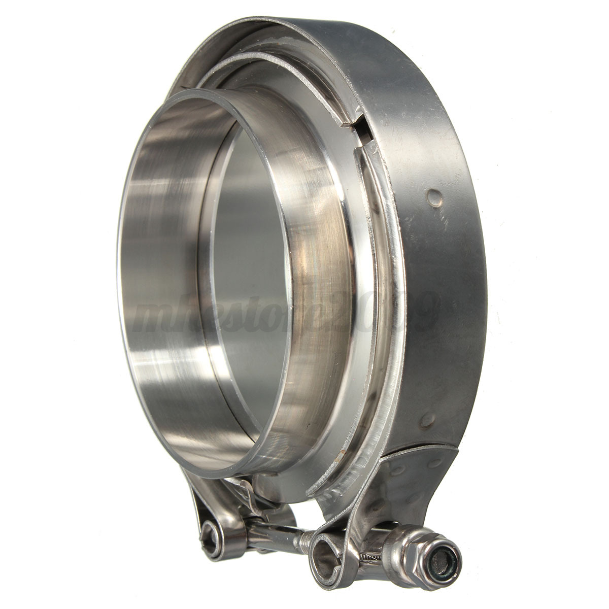Stainless steel quot inch innet v band clamp flanges