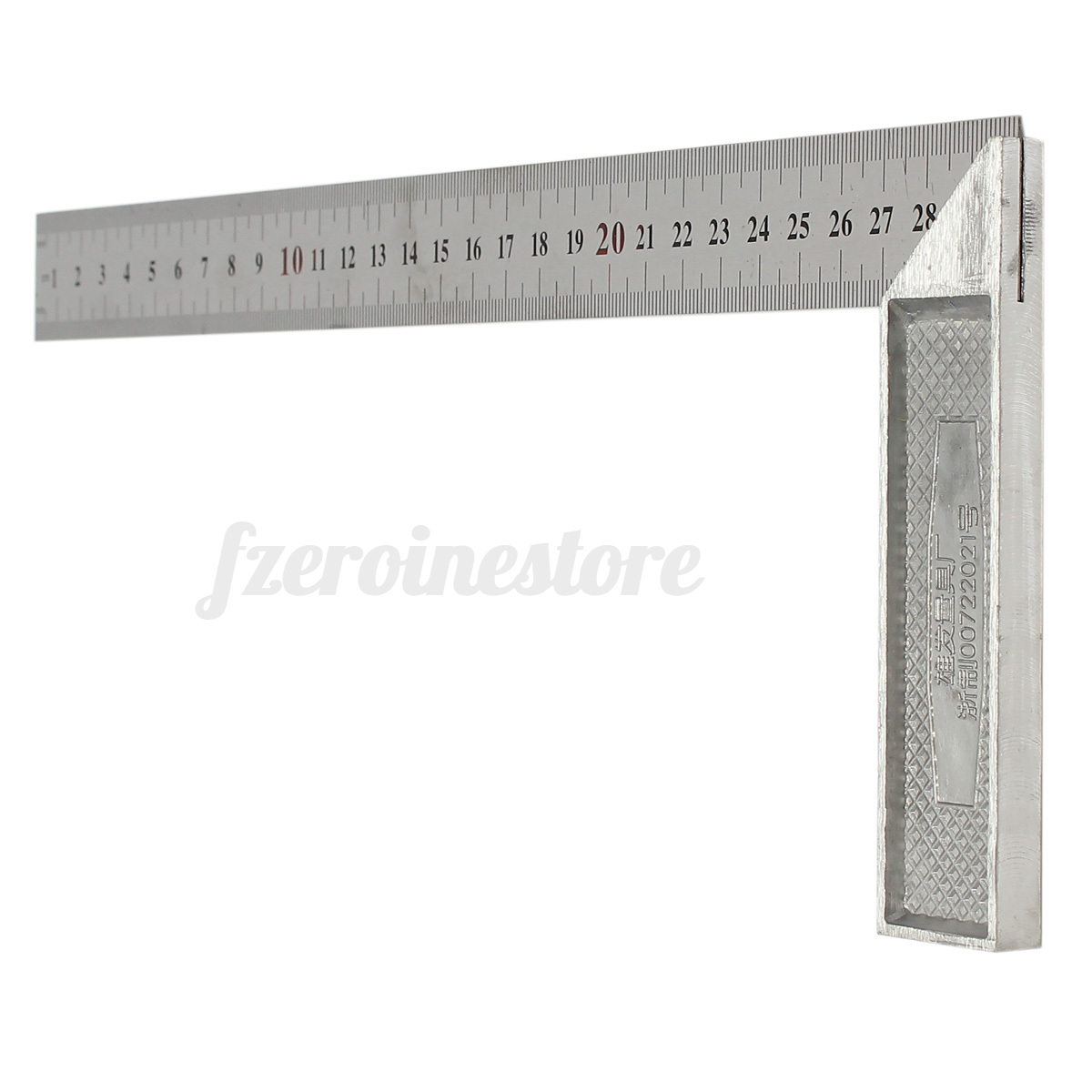 Right Angle Tool : Cm  stainless steel right angle measuring ruler