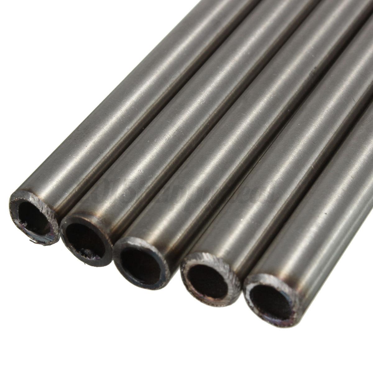 Stainless steel capillary round tube bar od mm