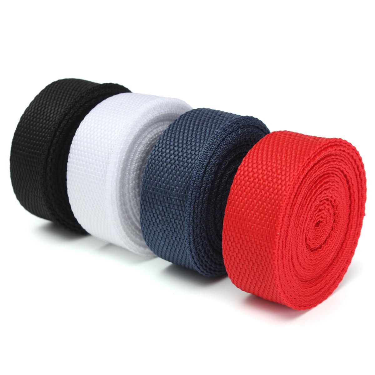 25mmx4m Roll Nylon Fabric Tape Strap Webbing Bag Binding