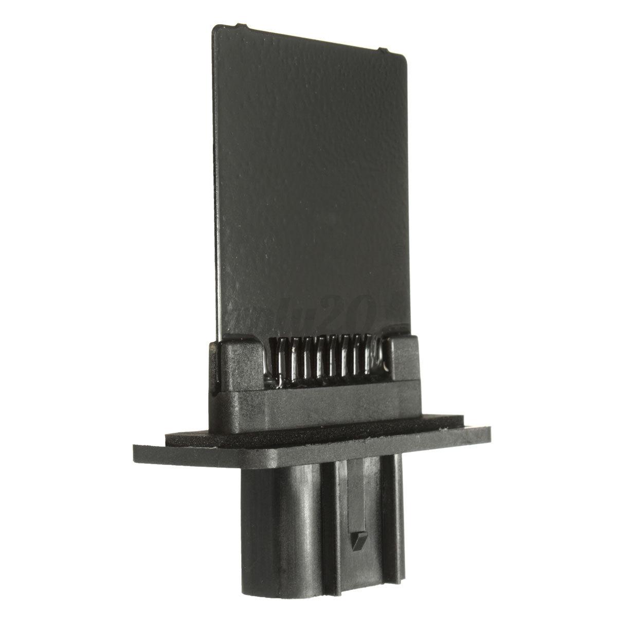 Heater Fan Blower Motor Resistor Hvac For Nissan