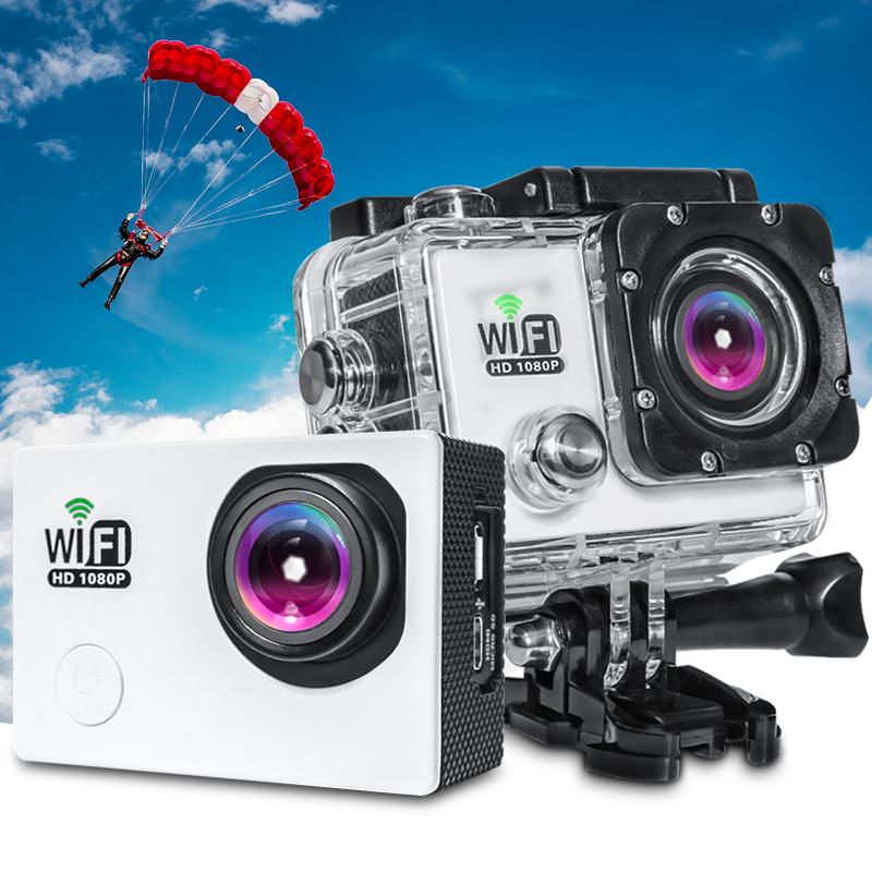 Sj6000 Pro Cam 4k Sport Wifi Action Camera Ultra Hd 12mp Videocamera Subacquea -  - ebay.it