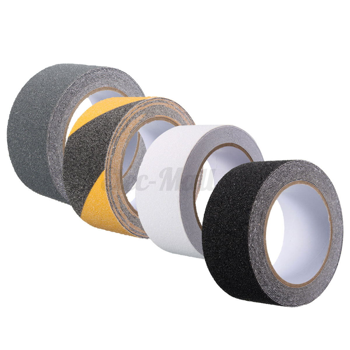 Floor Safety Non Skid Tape Roll Anti Slip Adhesive Stickers High Grip 1m 3m