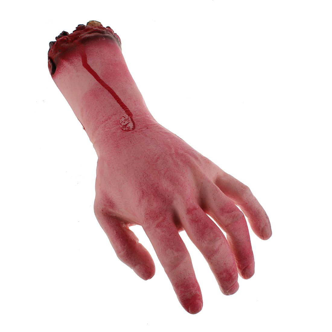 Costume Ball 2x Severed Bloody Fake Lifesize Arm Hand Party ...