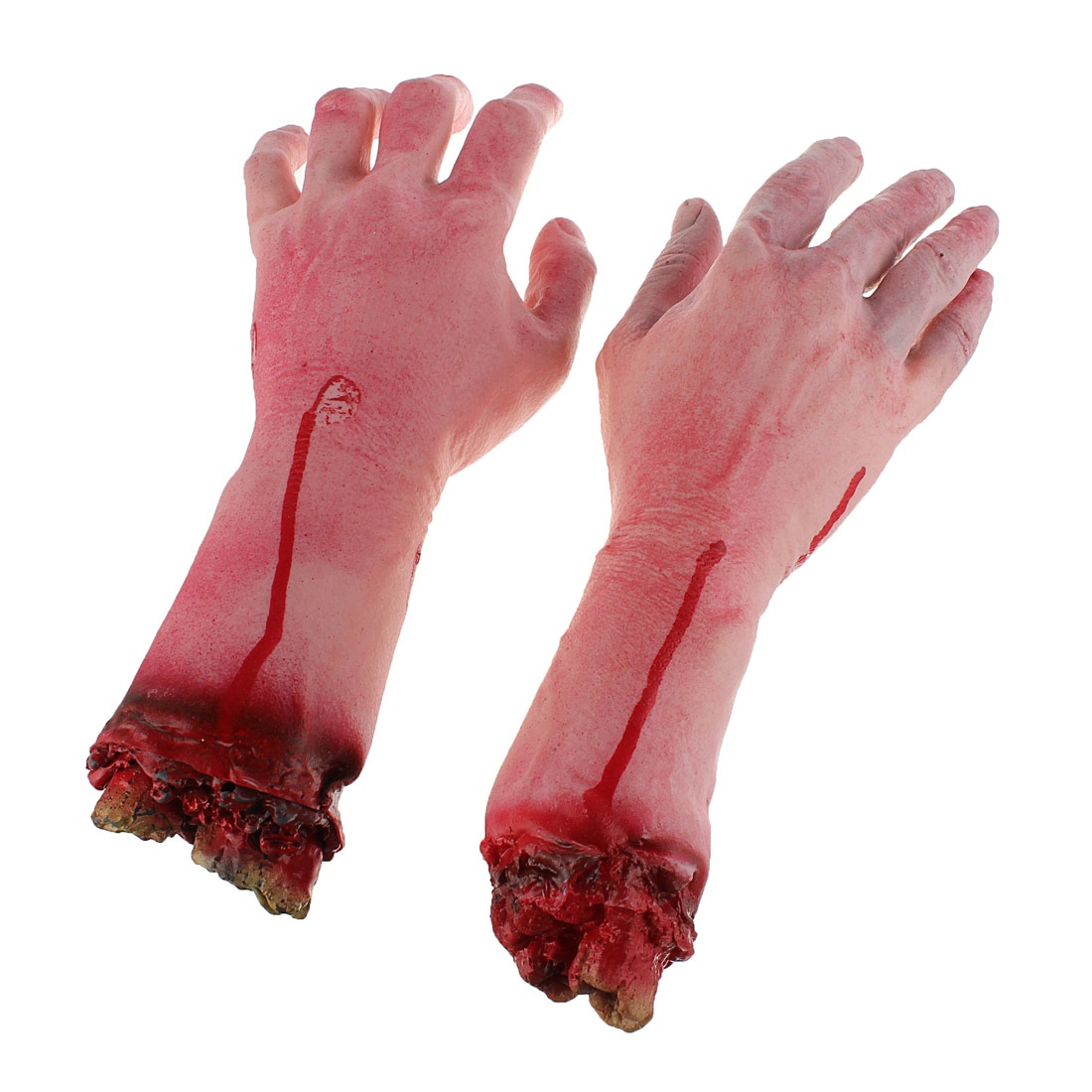 Bloody Fake Body Parts Realistic Severed Arm Hand Walking ...