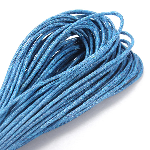 32ft 10m Diy Waxed Coated Wax Cotton Cord String Linen