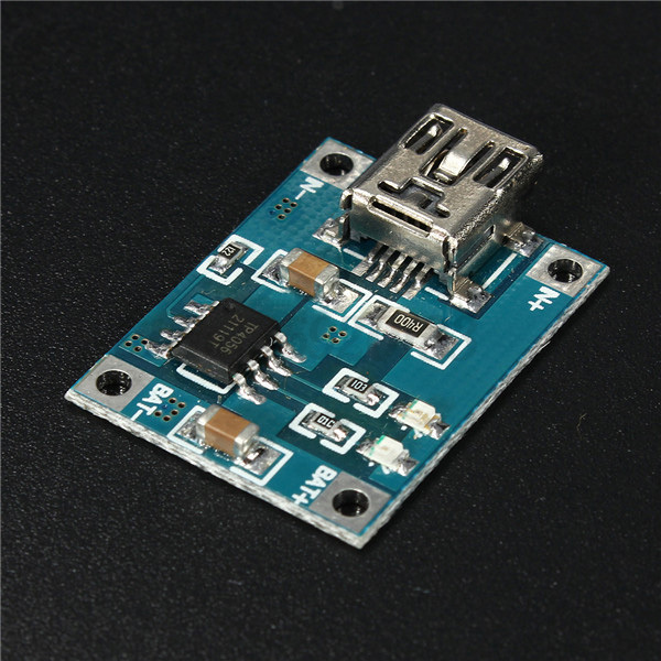 5V-USB-MICRO-Mini-Lithium-Battery-Charging-Charger-Board-Module-chargeur-Arduino