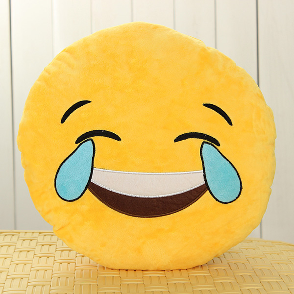 6-034-12-034-Lovely-Emoji-Smiley-Emoticon-Soft-Stuffed-Plush-Round-Cushion-Toy-Doll thumbnail 14