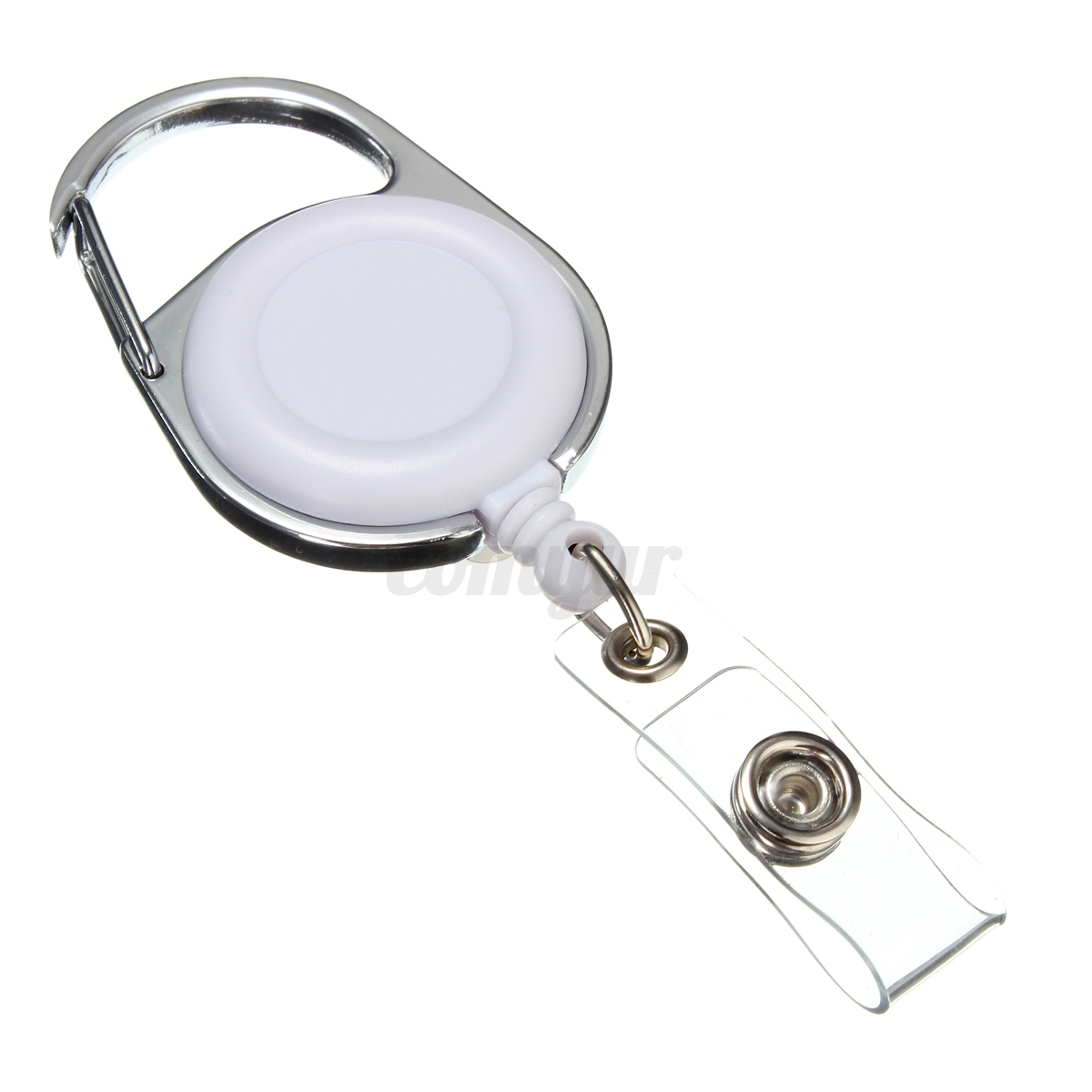 60cm r tractable porte badge cl insigne bobine id carte for Porte split 60