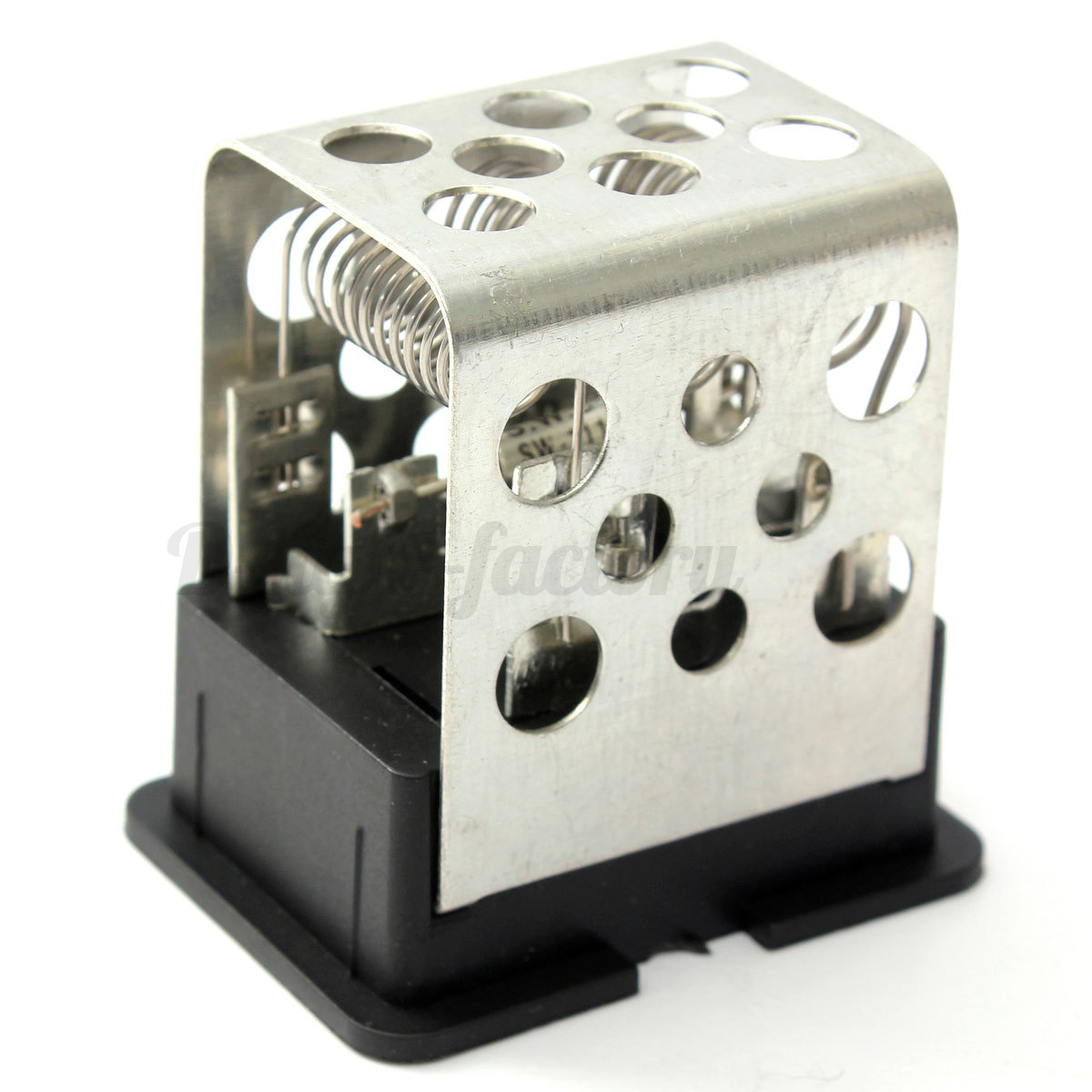 5 Pins Heater Blower Motor Fan Resistor For Vauxhall