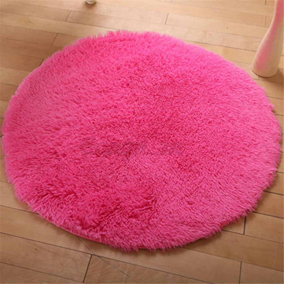 rond tapis salle de bain chambre peluche antid rapant mat absorbant yoga 40cm eur 1 61. Black Bedroom Furniture Sets. Home Design Ideas