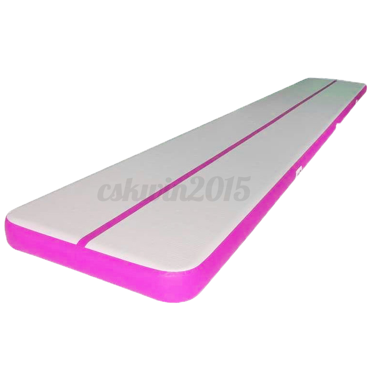 pink mats ebay mat s purple yoga gym aerobics itm gymnastics exercise tumbling folding