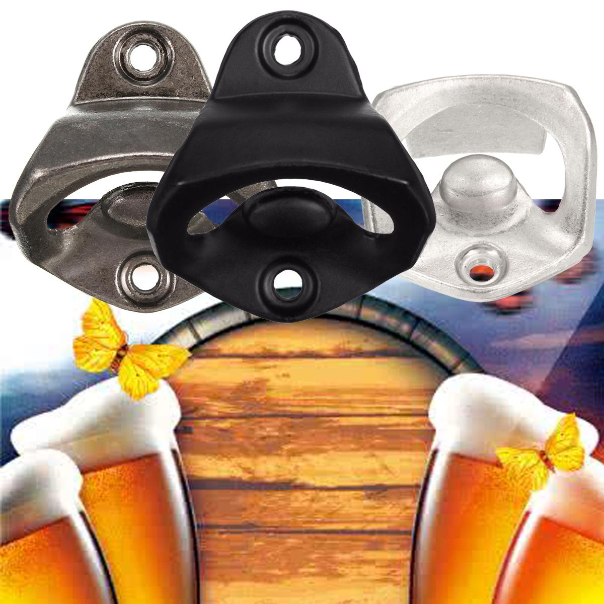 Cerveza-Abrebotellas-Destapador-Montado-De-Pared-Abridor-Botella-Bar-KTV-Cocina