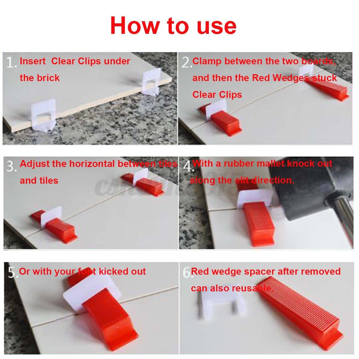 Floor tile leveling spacers tile designs tile leveling system 200 800 clip wall floor spacer tiling tool dailygadgetfo Image collections