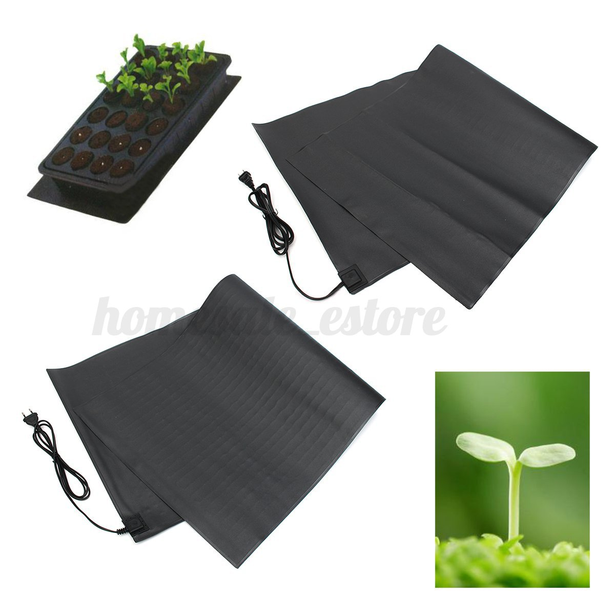 48x20 Seedling Heat Mat Plant Seed Germination