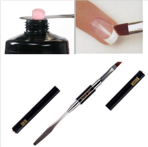 30ml-Polygel-UV-de-Construction-Ongle-Extension-Camouflage-Pinceau-Nail-Art-Kit