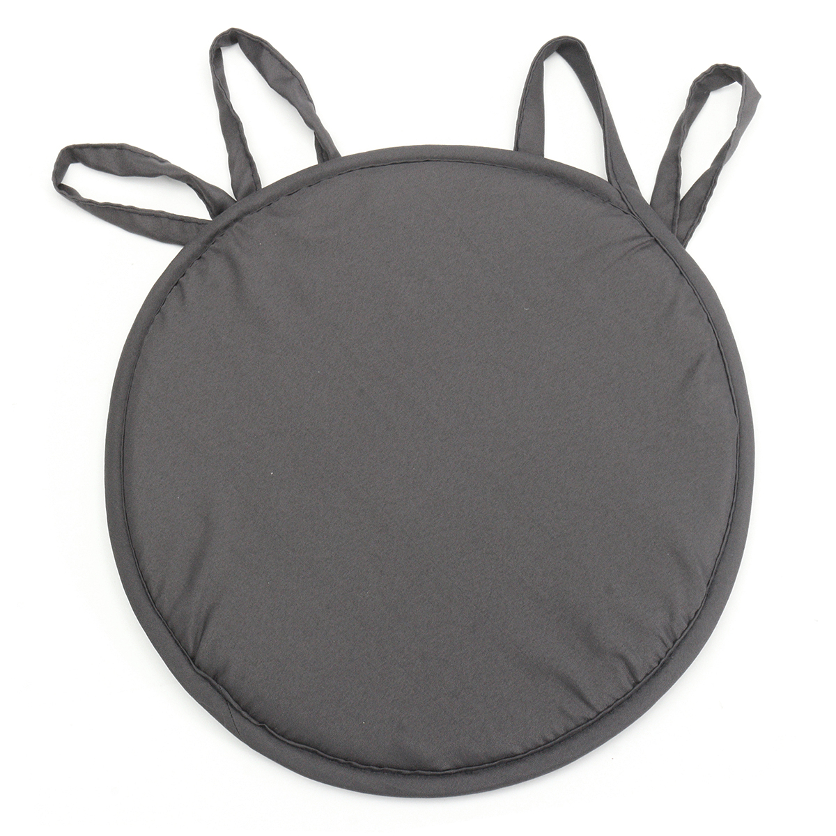 circular round bistro tie on kitchen dining patio chair seat pad cushions 30cm ebay. Black Bedroom Furniture Sets. Home Design Ideas