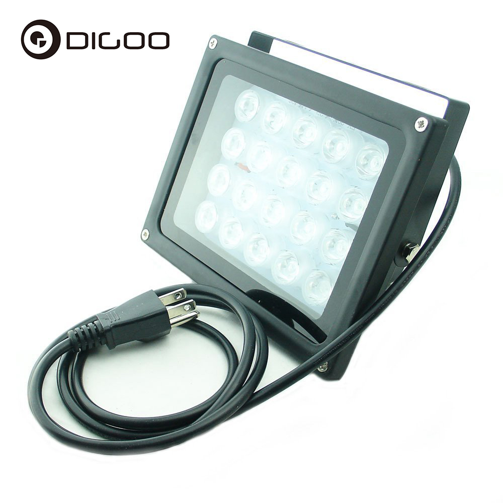 DIGOO 85 265V 20W LED UV LUMIERE PROJECTEUR LED LAMPE POUR PLANTE