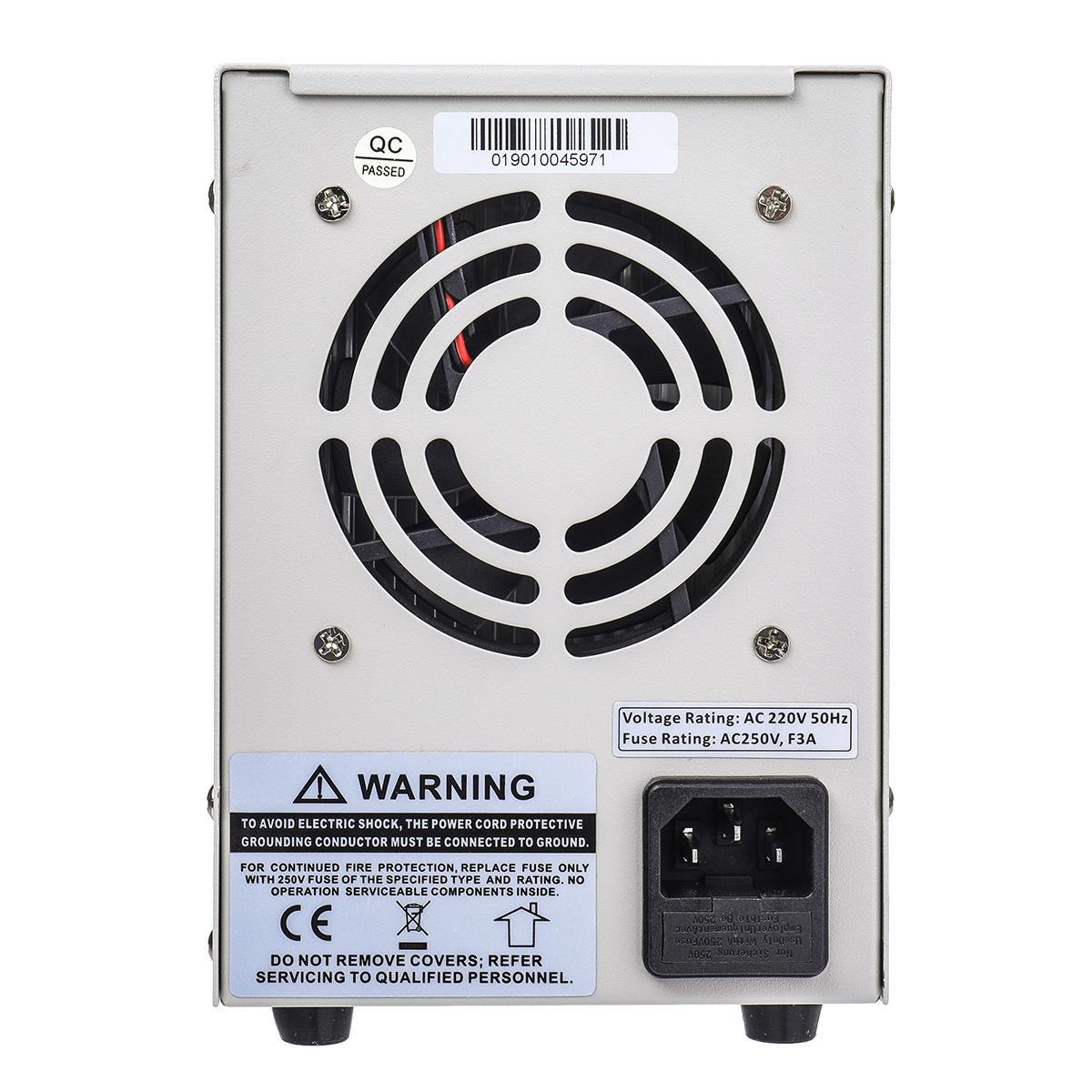 Laboratory-DC-Bench-Power-Supply-Variable-Benchtop-0-30V-0-5A-LCD-Display thumbnail 5